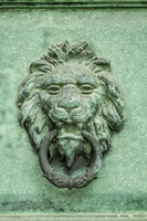 Door Knocker for the King